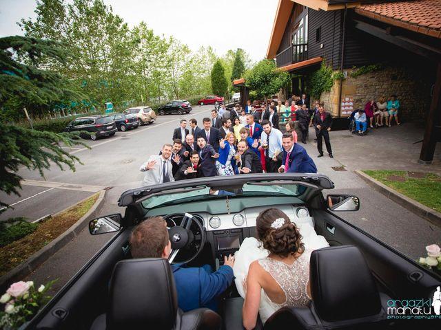 La boda de David y Ainhoa en Bilbao, Vizcaya 3