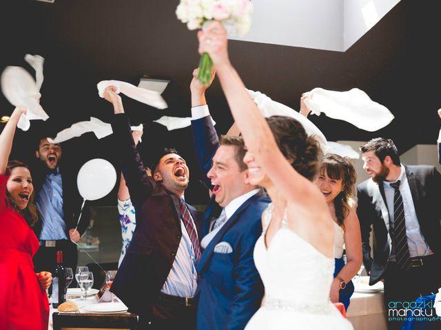 La boda de David y Ainhoa en Bilbao, Vizcaya 4