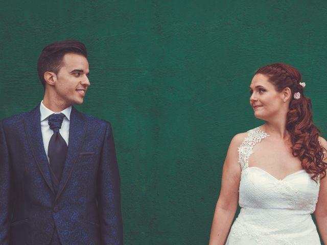 La boda de Esther y Roberto