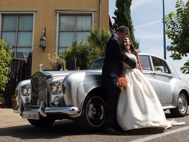 La boda de Raymond y Sandra en Valladolid, Valladolid 1