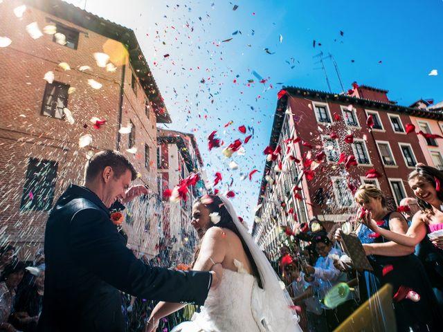 La boda de Raymond y Sandra en Valladolid, Valladolid 10