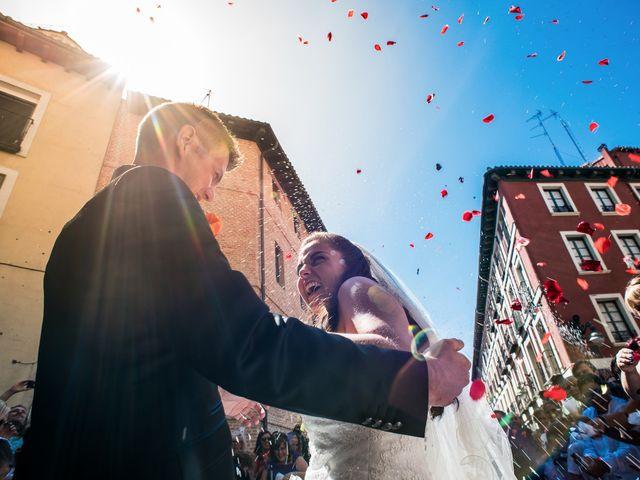 La boda de Raymond y Sandra en Valladolid, Valladolid 12