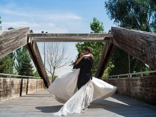 La boda de Raymond y Sandra en Valladolid, Valladolid 13