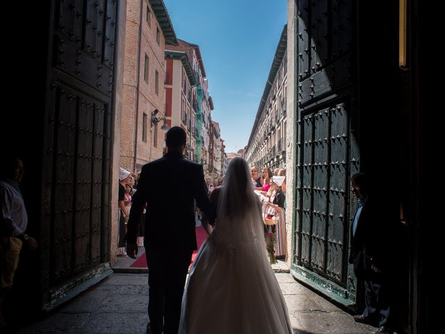 La boda de Raymond y Sandra en Valladolid, Valladolid 14