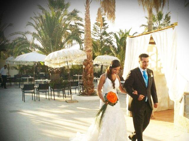 La boda de Janire y Nono en El Tomillar (Torre Del Mar), Málaga 2