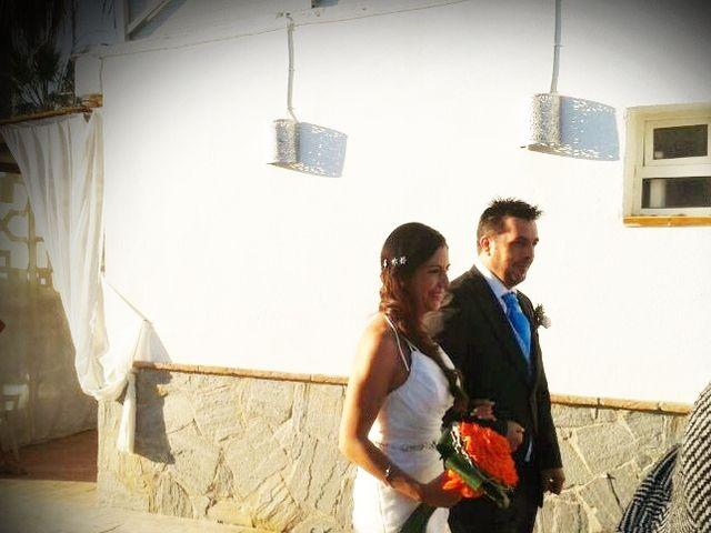 La boda de Janire y Nono en El Tomillar (Torre Del Mar), Málaga 4