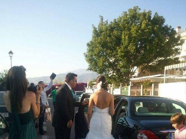 La boda de Janire y Nono en El Tomillar (Torre Del Mar), Málaga 6