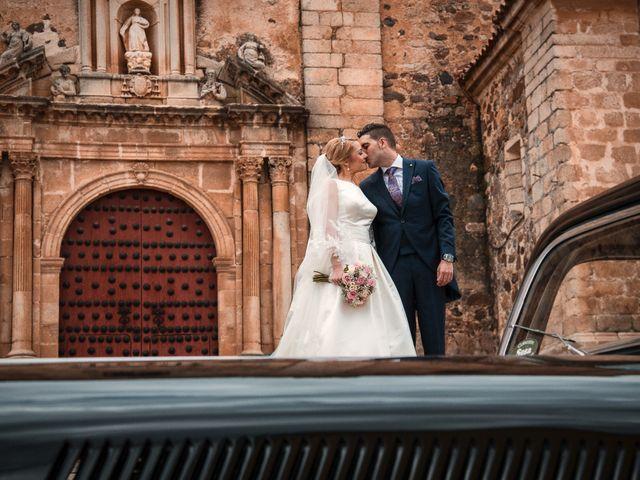 La boda de Jose y María Dolores en Guareña, Ávila 21