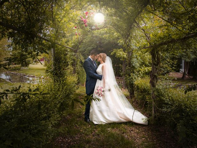 La boda de María Dolores y Jose