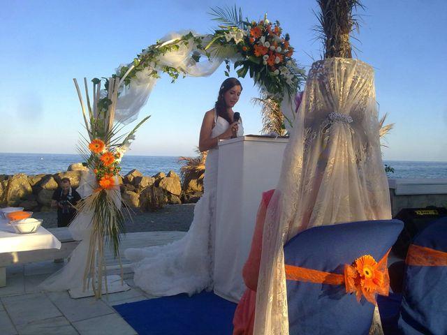 La boda de Janire y Nono en El Tomillar (Torre Del Mar), Málaga 1