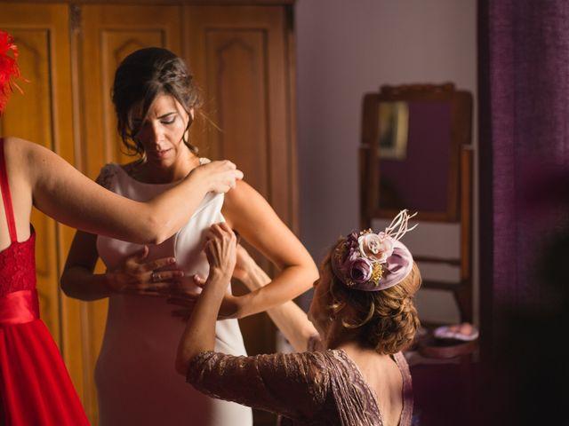La boda de Javi y María en Arroyomolinos De La Vera, Cáceres 5