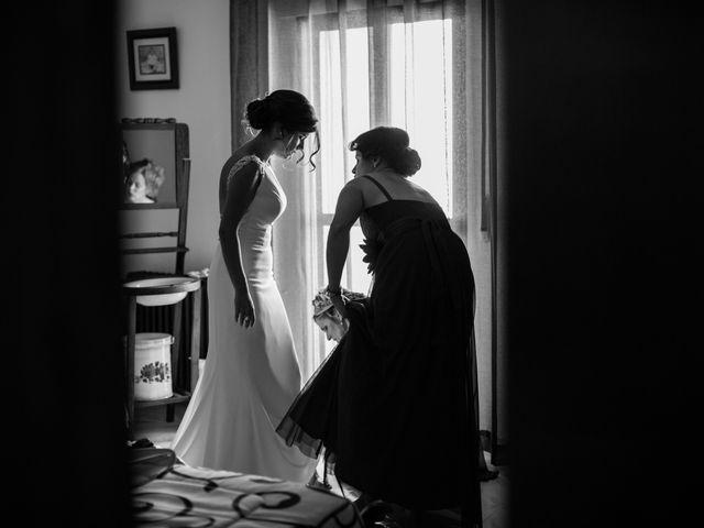 La boda de Javi y María en Arroyomolinos De La Vera, Cáceres 6