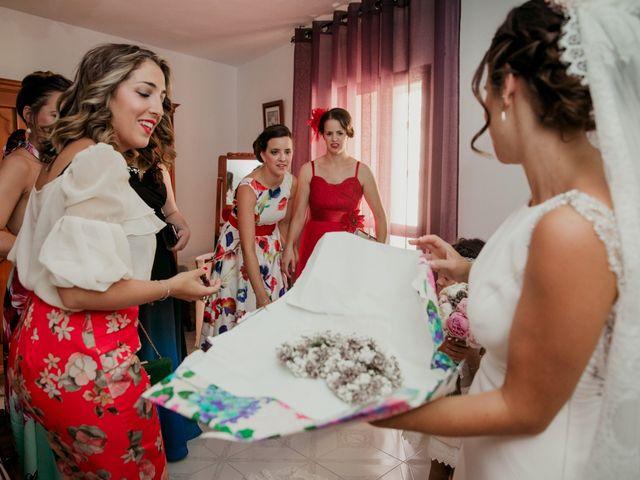 La boda de Javi y María en Arroyomolinos De La Vera, Cáceres 7