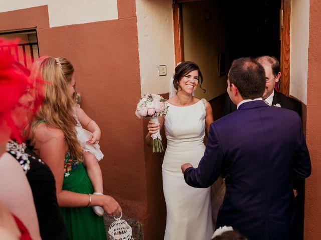 La boda de Javi y María en Arroyomolinos De La Vera, Cáceres 10