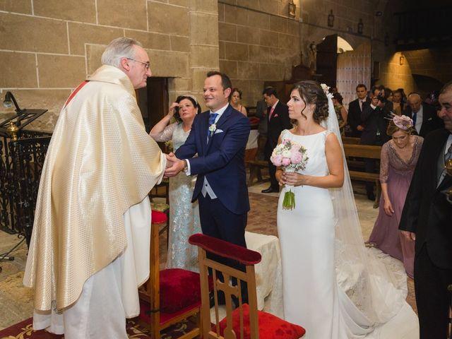 La boda de Javi y María en Arroyomolinos De La Vera, Cáceres 13