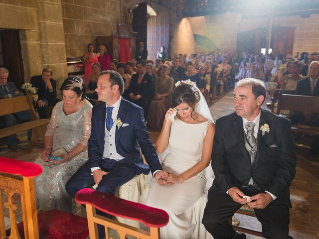 La boda de Javi y María en Arroyomolinos De La Vera, Cáceres 17
