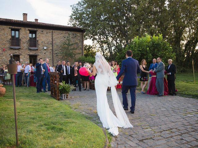La boda de Javi y María en Arroyomolinos De La Vera, Cáceres 23