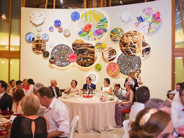 La boda de Javi y María en Arroyomolinos De La Vera, Cáceres 28