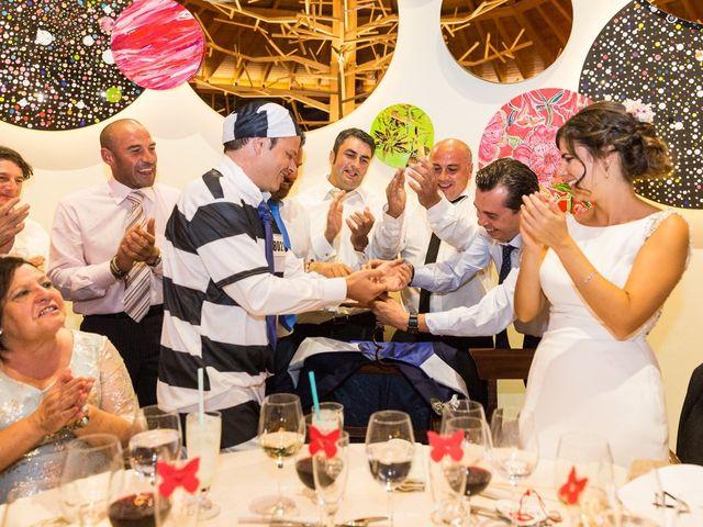 La boda de Javi y María en Arroyomolinos De La Vera, Cáceres 29