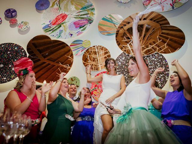 La boda de Javi y María en Arroyomolinos De La Vera, Cáceres 31