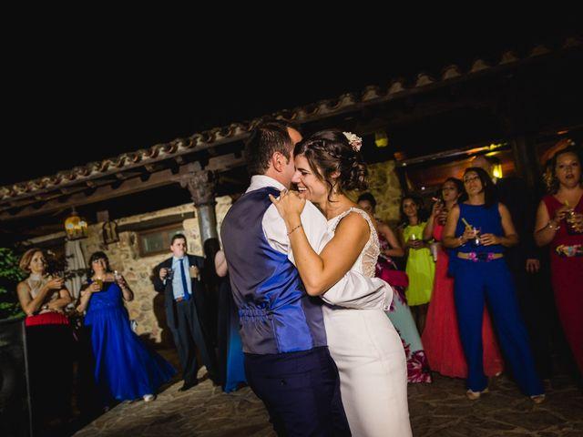 La boda de Javi y María en Arroyomolinos De La Vera, Cáceres 32
