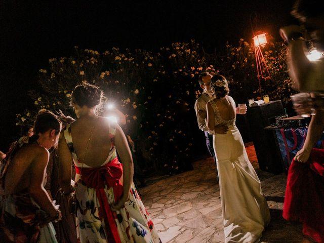 La boda de Javi y María en Arroyomolinos De La Vera, Cáceres 33