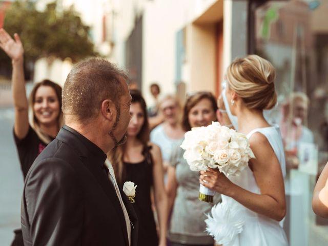 La boda de Simón y Marga en El Masnou, Barcelona 31