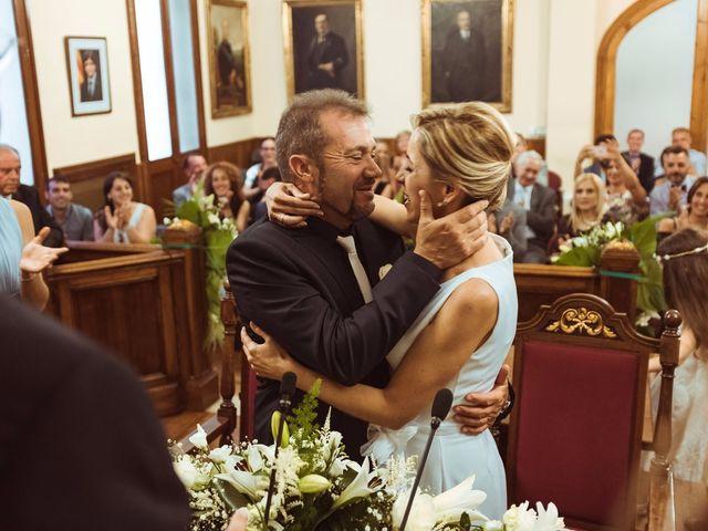La boda de Simón y Marga en El Masnou, Barcelona 38