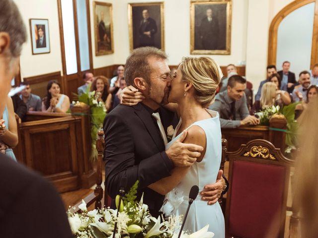 La boda de Simón y Marga en El Masnou, Barcelona 39