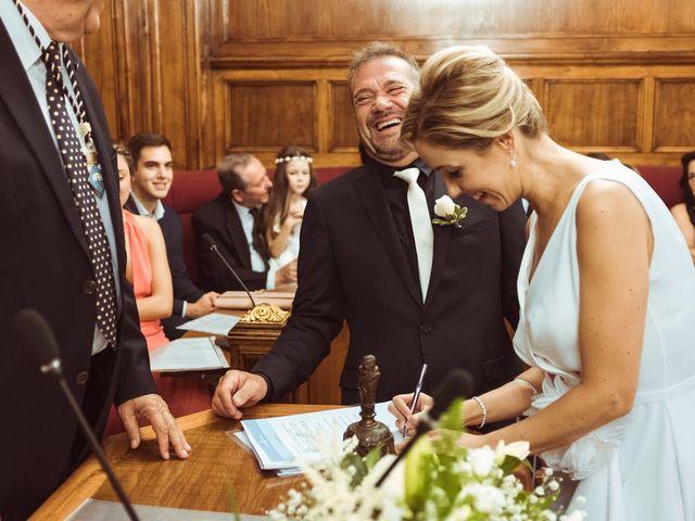 La boda de Simón y Marga en El Masnou, Barcelona 41