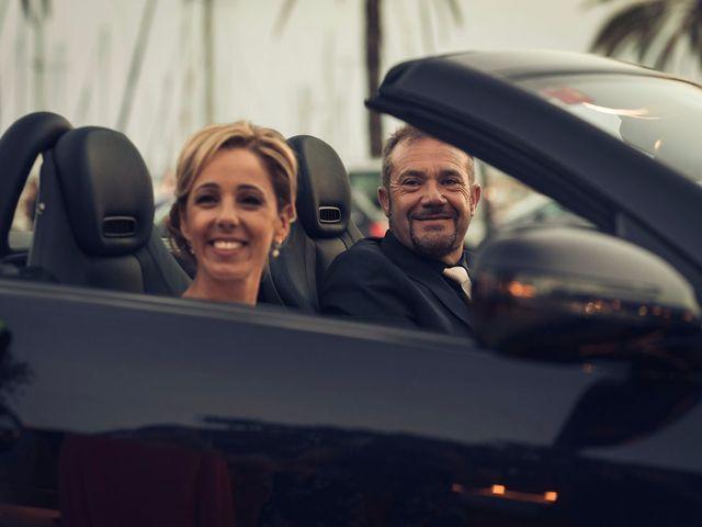 La boda de Simón y Marga en El Masnou, Barcelona 45