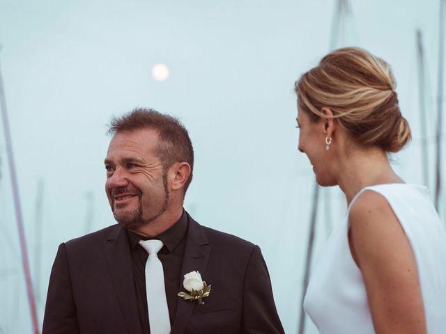 La boda de Simón y Marga en El Masnou, Barcelona 49