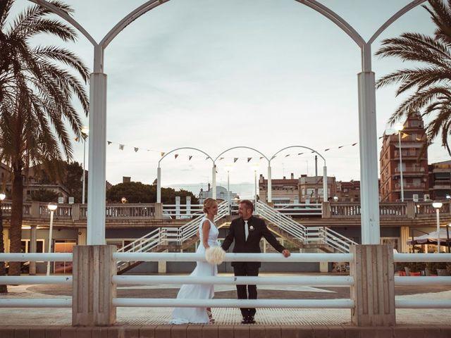 La boda de Simón y Marga en El Masnou, Barcelona 52