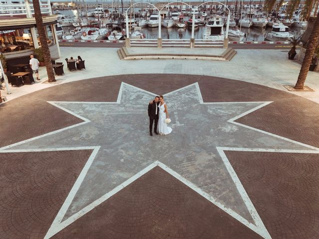 La boda de Simón y Marga en El Masnou, Barcelona 57