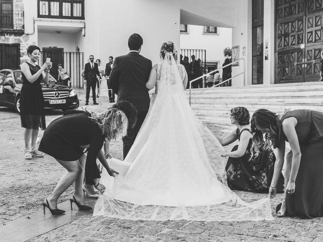 La boda de Luis y Carmen en Calp/calpe, Alicante 28
