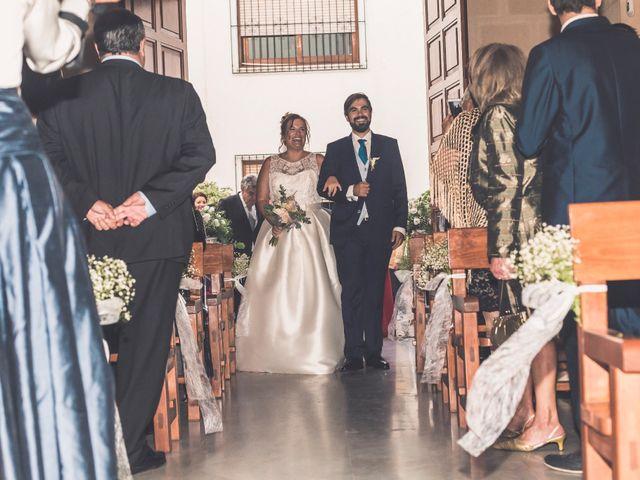 La boda de Luis y Carmen en Calp/calpe, Alicante 29