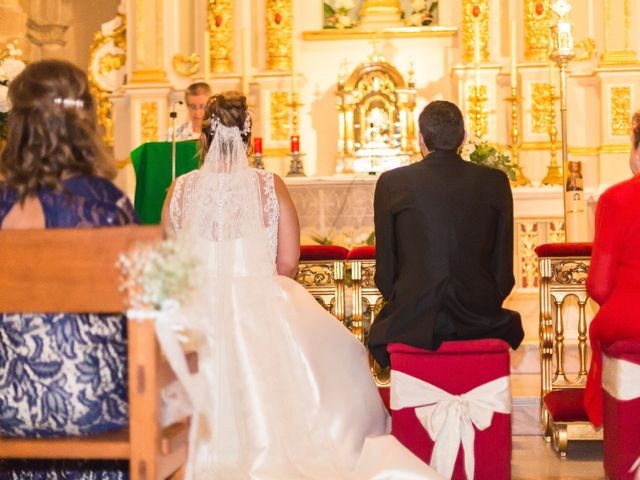 La boda de Luis y Carmen en Calp/calpe, Alicante 30