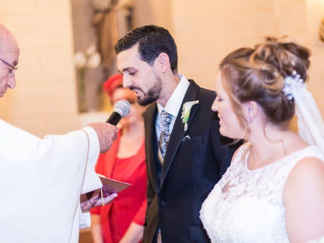 La boda de Luis y Carmen en Calp/calpe, Alicante 31