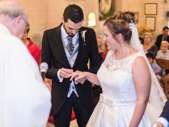 La boda de Luis y Carmen en Calp/calpe, Alicante 33