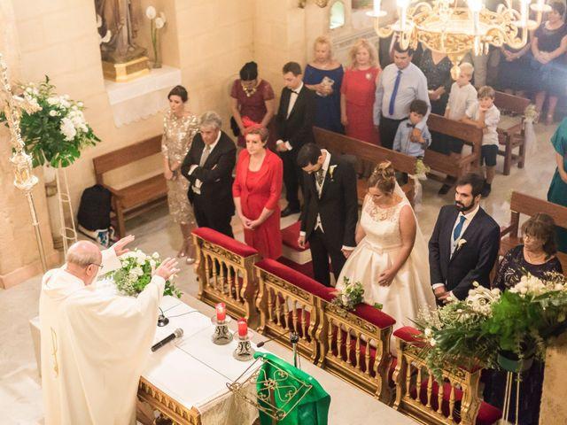 La boda de Luis y Carmen en Calp/calpe, Alicante 34
