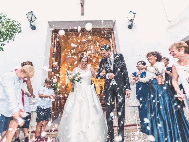La boda de Luis y Carmen en Calp/calpe, Alicante 35