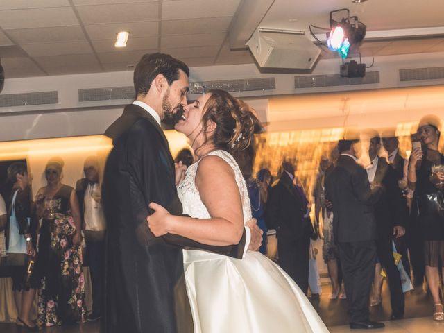 La boda de Luis y Carmen en Calp/calpe, Alicante 43