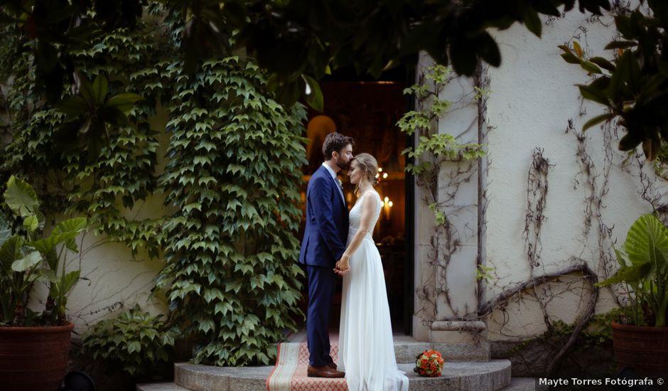 La boda de Carlos y Helena en Barcelona, Barcelona