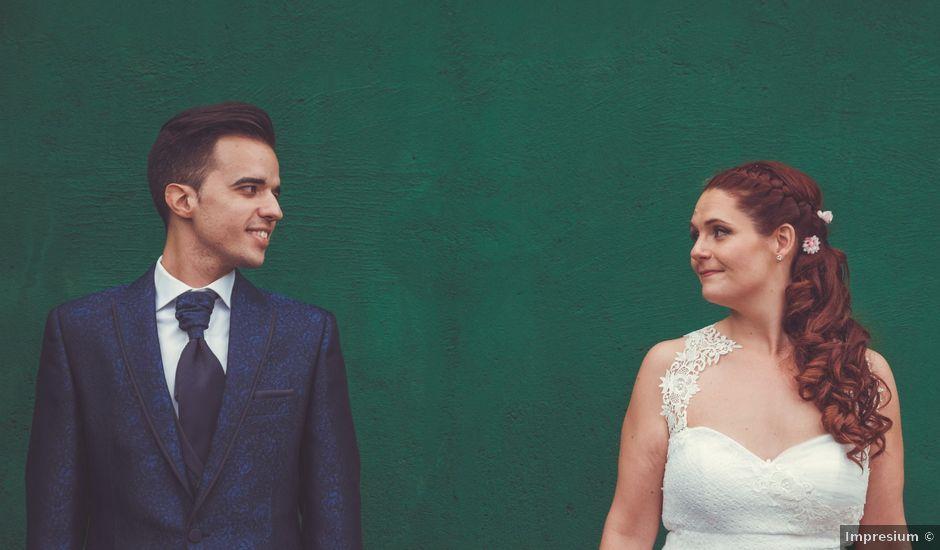 La boda de Roberto y Esther en Cubas De La Sagra, Madrid