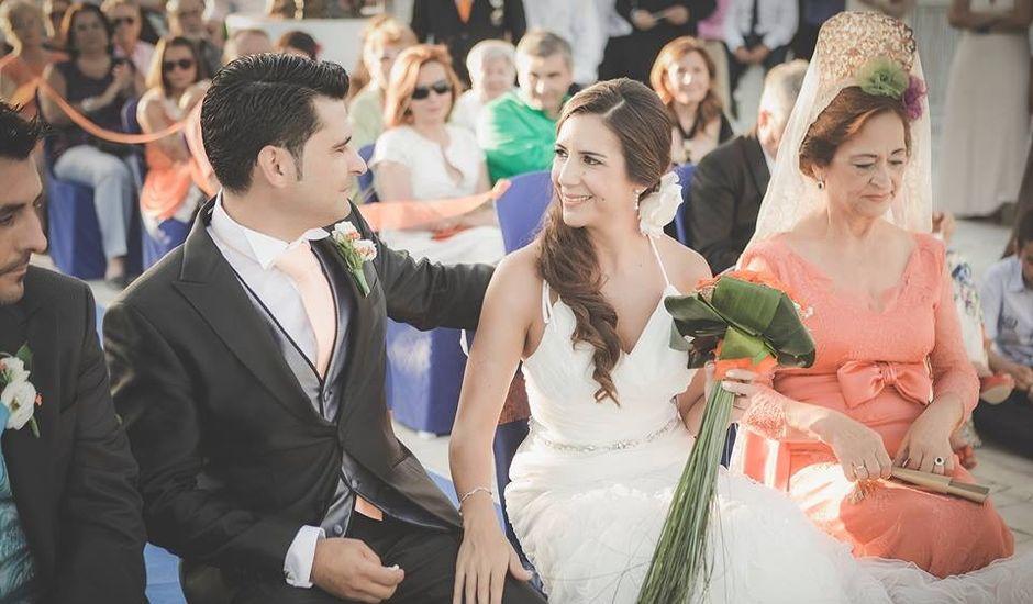 La boda de Janire y Nono en El Tomillar (Torre Del Mar), Málaga
