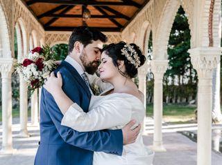 La boda de Mª Ángeles y Antonio