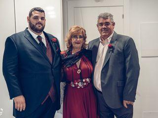 La boda de Lydia y Iván 2