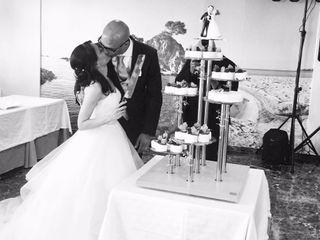 La boda de Rosa  y Alex