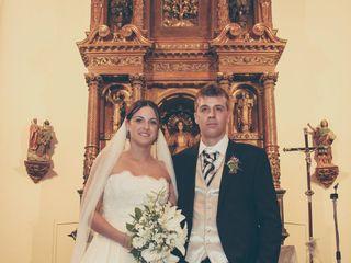 La boda de Estefanía y Roger