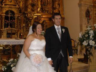 La boda de Sergio  y Aroa